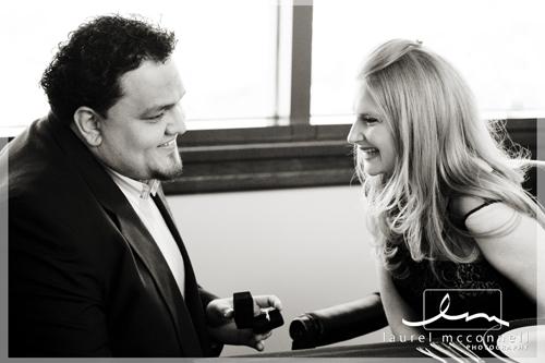 The Surprise Proposal: Andrea & Carlos