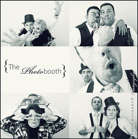 """Photobooths: """"They're So Hot Right Now"""""""