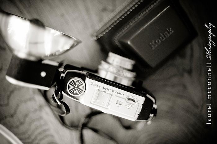 It still has Kodachrome film in it. I can't wait to get it developed.