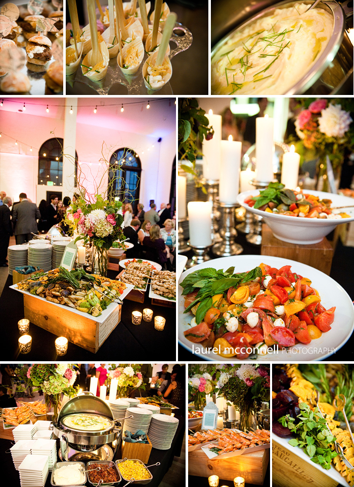 Parisian Decadence- a Wedding at Georgetown Studios » Laurel ...