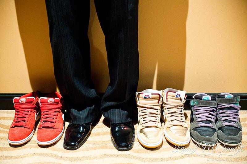 groomsmen shoes and air jordans