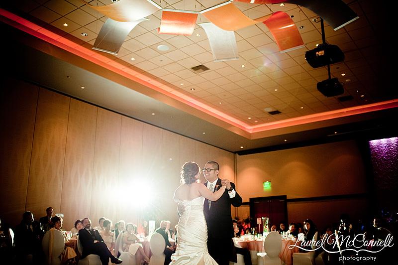 Nikon 35mm f1.4 lens review dark wedding reception