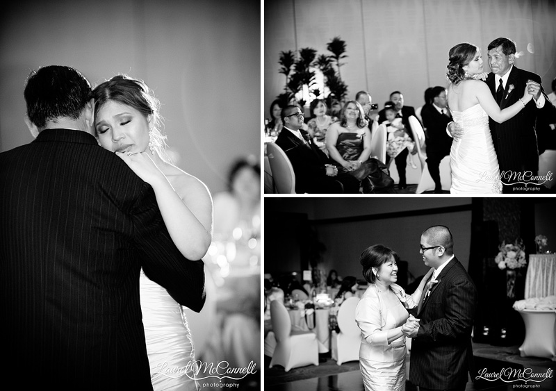 emotional and touching father daughter dance at the tulalip casino near seattle