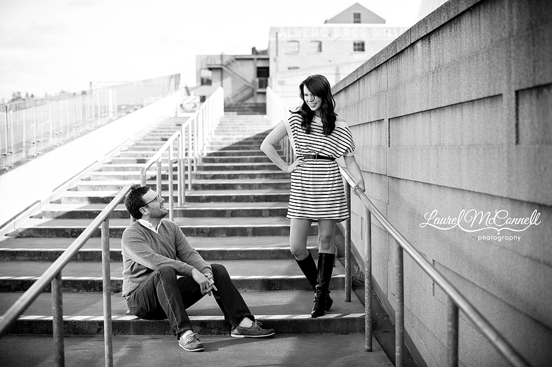 modern wedding and engagement photographer tacoma seattle
