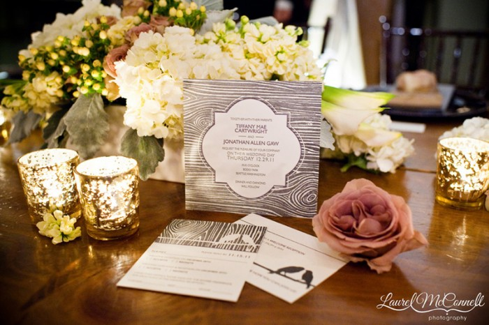 A Purple + Grey Vintage Wedding at Seattle's Sodo Park