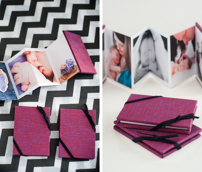 Accordion Books :: Miniature Albums For Sharing