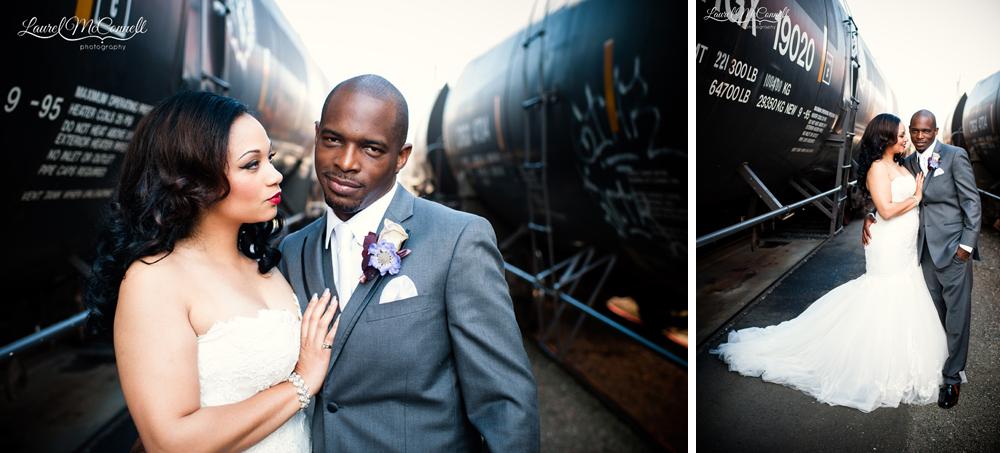 Fun Seattle wedding photography.
