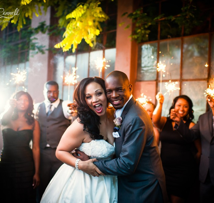 Mad Style at The Ruins :: Seattle Wedding Photography