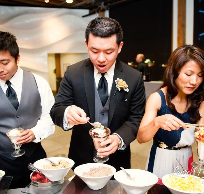 Longing for Ice Cream :: Seattle Wedding Photography