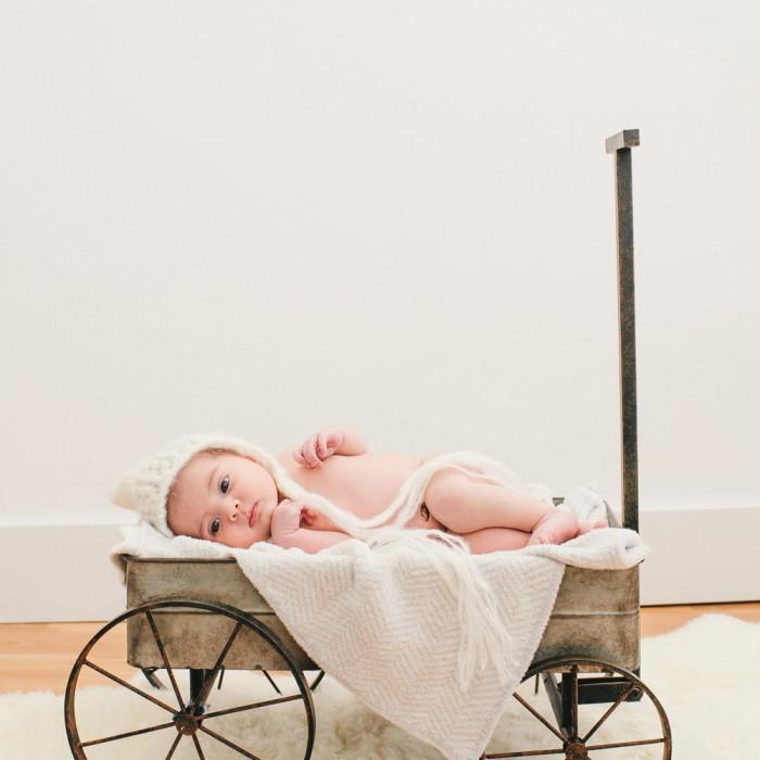 Gorgeous Brand New Babe :: Seattle Newborn Photography