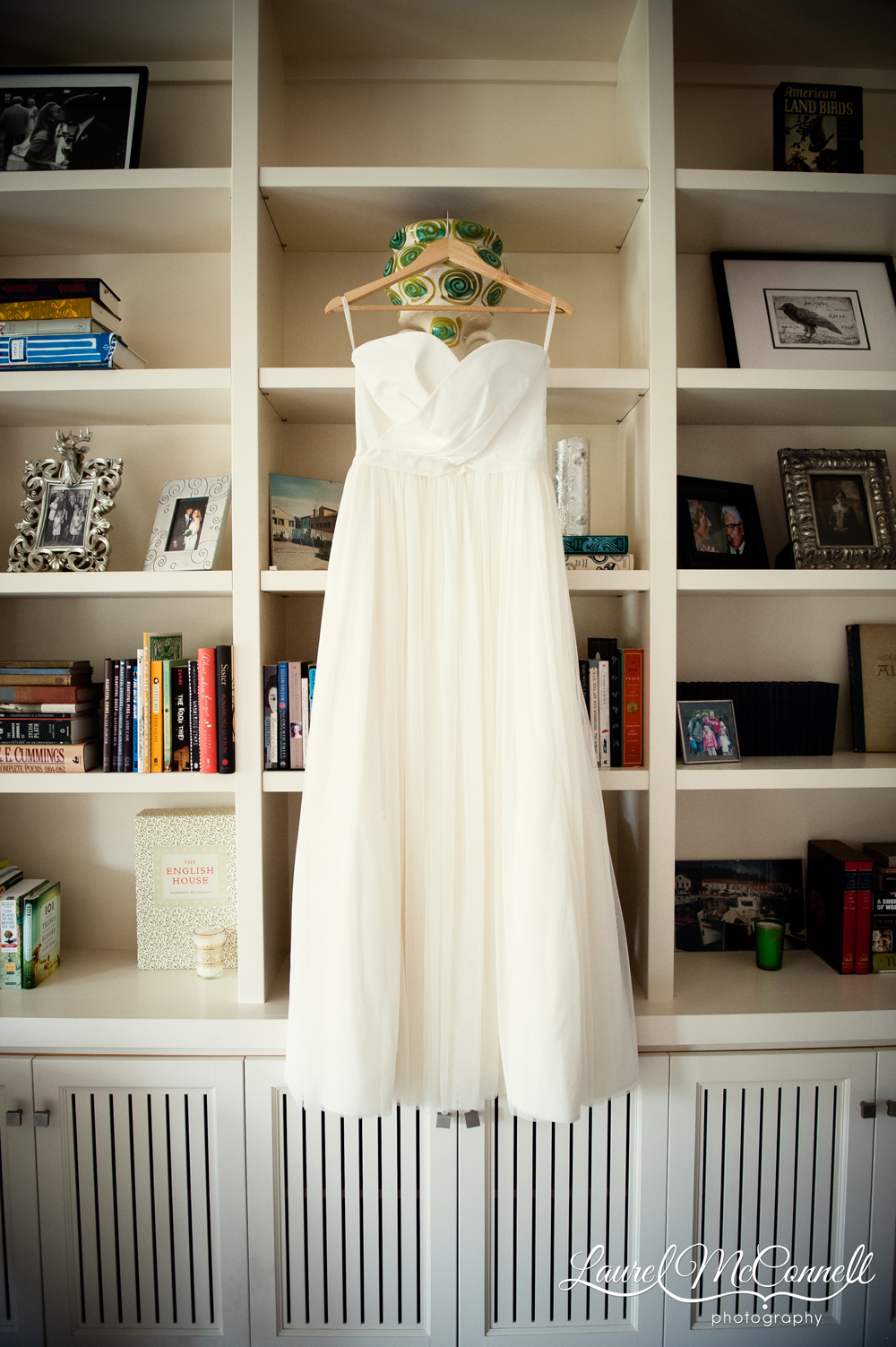 Elizabeth Dye gown from the Dress Theory.