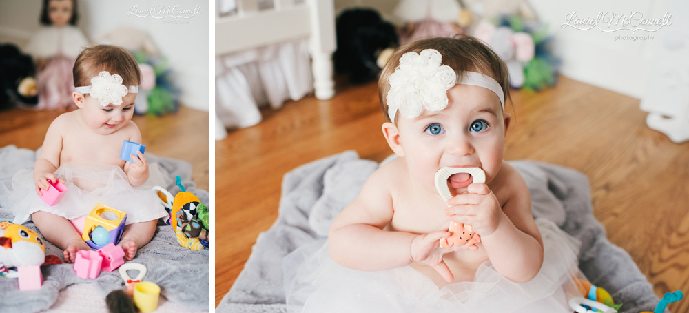Fun, personality baby photography in Seattle.