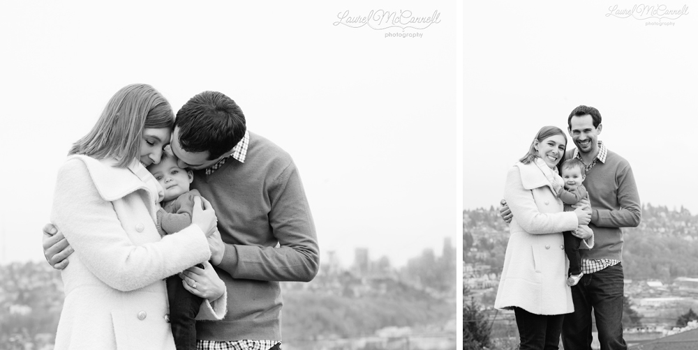 Modern family photography in Seattle.