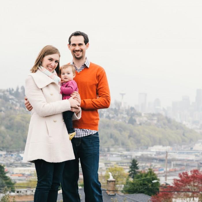 Ballerina Baby! :: Seattle Portrait Photography