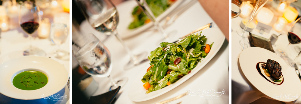 Best wedding dinners in Seattle by Canlis.