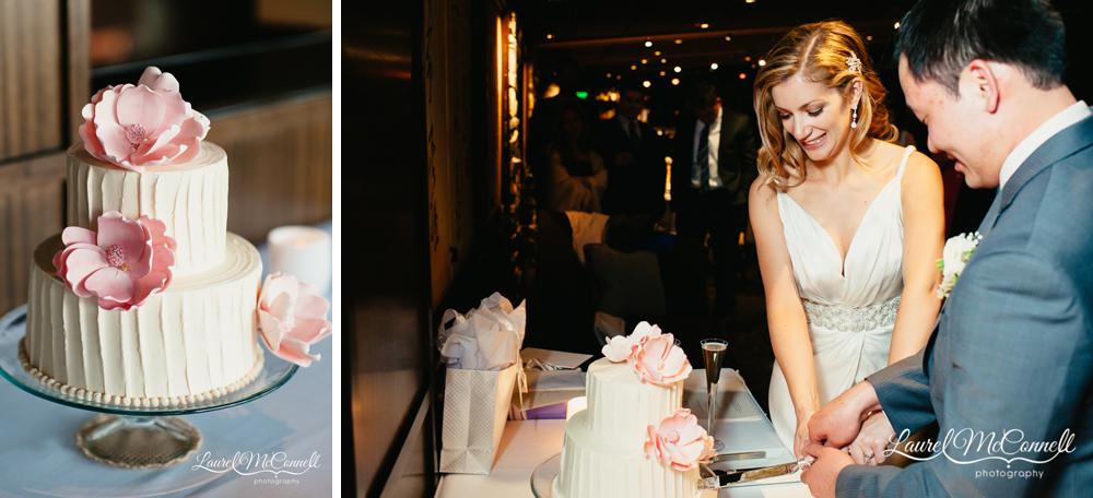 New Renaissance Cakes wedding cake creation.