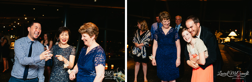 Fun, candid wedding photography by Laurel McConnell Photography.