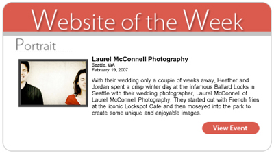 We've Been Chosen as 'Website of the Week!'