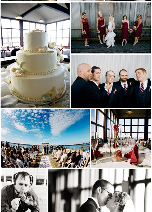 Hitched: Carrie & Adam at Semiahmoo