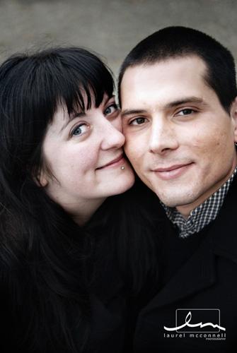 Engaged: Keri & Gary