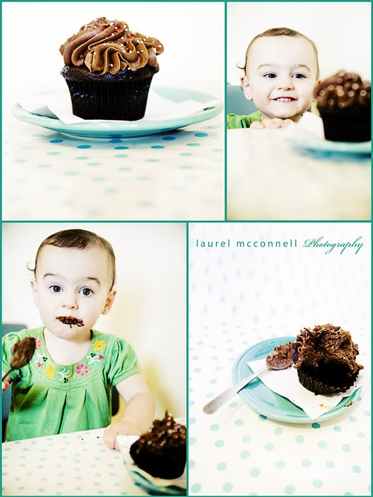 Cupcake Thursday...and a Baby!