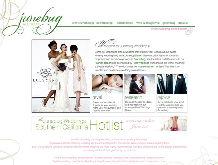 Laurel McConnell Photography Joins Junebug Weddings: A Place for Trustworthy Wedding Planning Advice