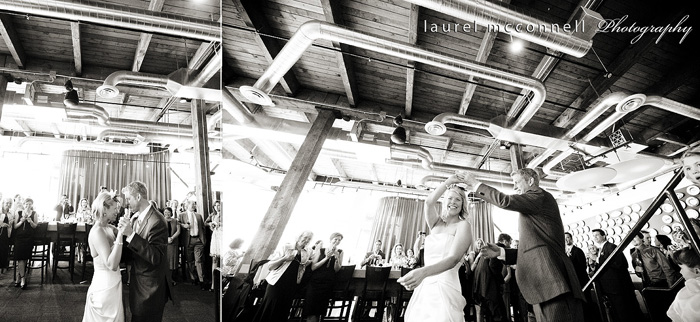 Hitched: Kelly + Erik's Wedding at the Fare Start Cafe, Seattle