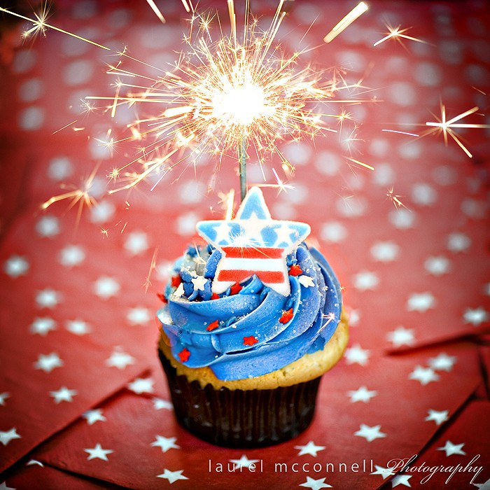 """Cupcake Thursday: """"Quick, Get the Fire Extinguisher!"""""""