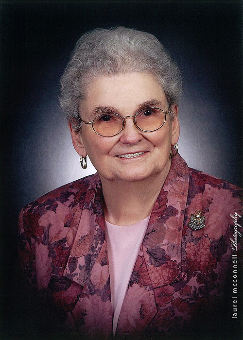 Family Part I: Gramma Geraldine, 1924-2009