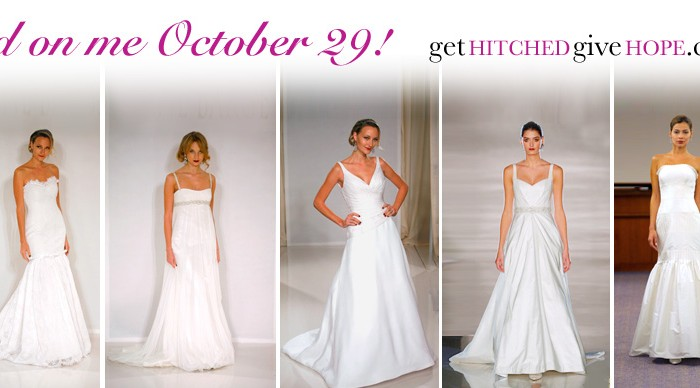 Do You Have Your Wedding Gown Yet?