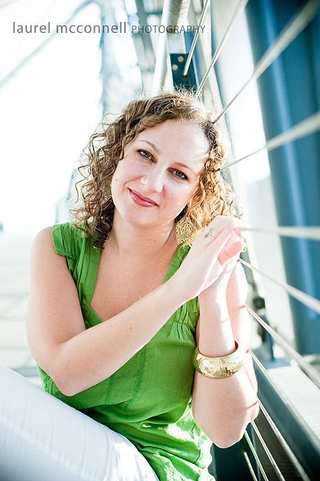 Headshots of a Sage Wedding Pro- Meet the Gal Behind the Tweets!
