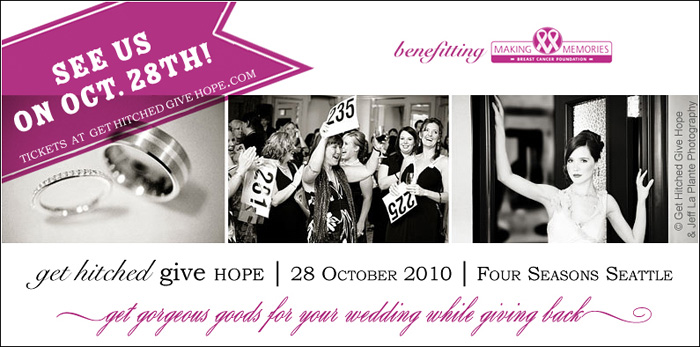 Win A Photo Session On October 28th at Get Hitched Give Hope!!!