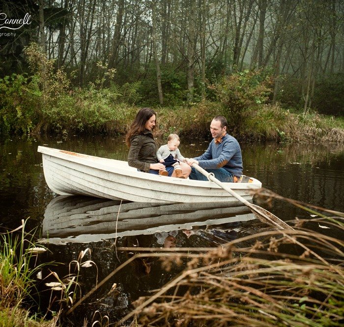 Row, row, row your boat :: Seattle Family Photography
