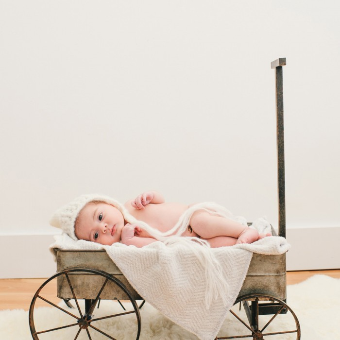 Gorgeous Brand New Babe :: Seattle Newborn Photography