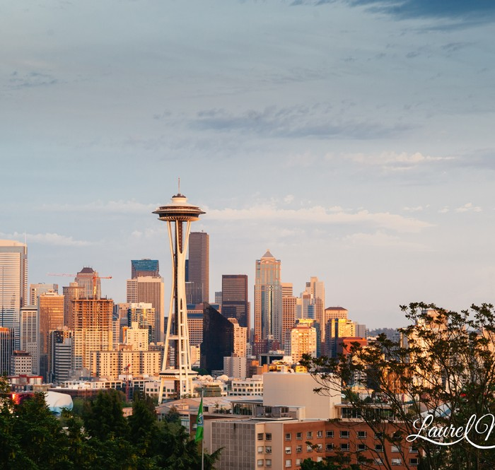 Superlovely Kerry Park Proposal :: Seattle Wedding Photography