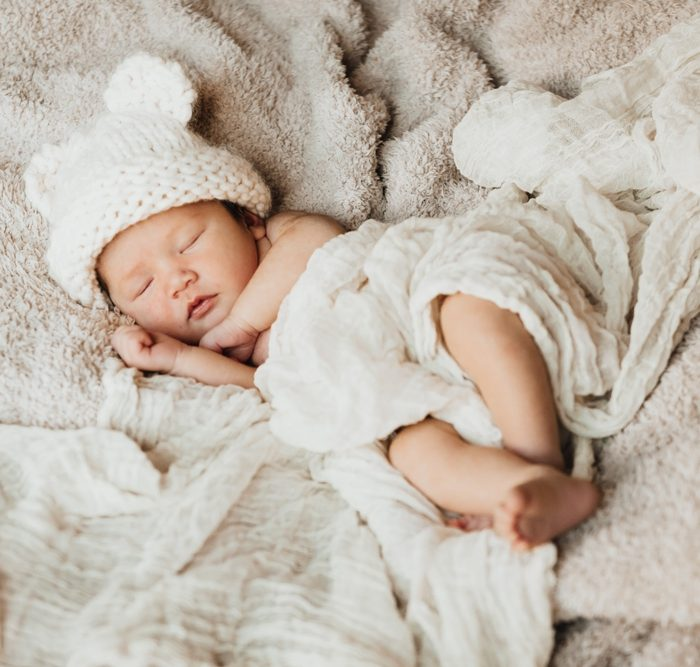 Sweet Baby Naomi, Newborn Session